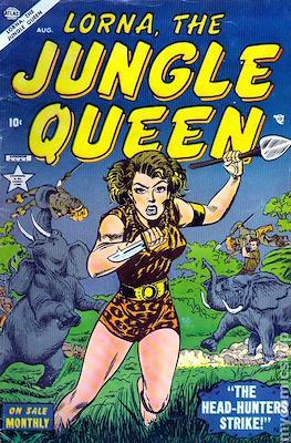 Lorna, the Jungle Queen / Lorna, the Jungle Girl (Comic Book 36 pp) #2