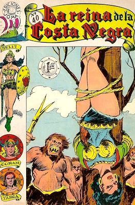 La Reina de la Costa Negra (2ª época - Grapa) #40