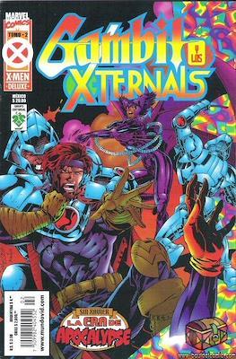 Gambit y los X-ternals (Grapa) #2