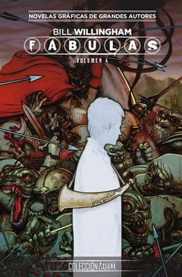 Colección Vertigo - Novelas gráficas de grandes autores (Cartoné) #14