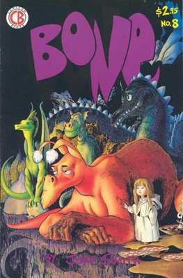 Bone (Comic Book) #8