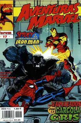 Aventuras Marvel (Grapa 24 pp) #17