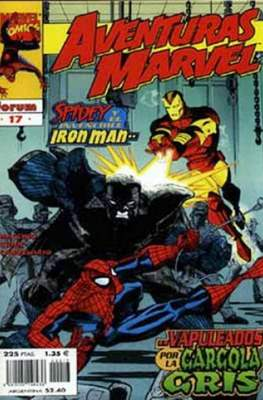 Aventuras Marvel (Grapa. 24 páginas.) #17