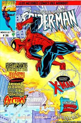 Spider-Man Vol. 2 (Grapa) #36