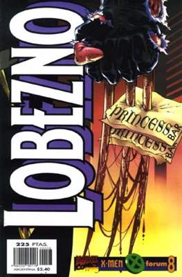 Lobezno Vol. 2 (1996-2003) #8
