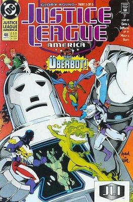 Justice League / Justice League International / Justice League America (1987-1996) (Comic-Book) #48