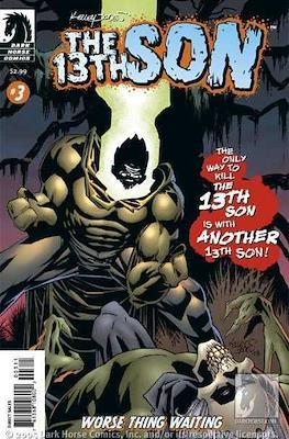 The 13th Son (Comic Book) #3