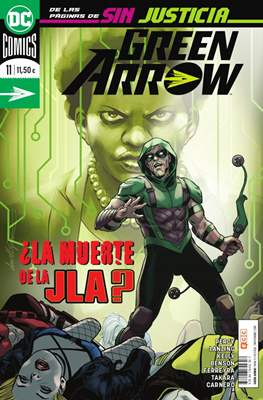 Green Arrow. Renacimiento (Rústica) #11