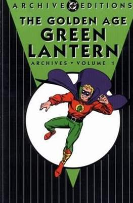DC Archive Editions. The Golden Age Green Lantern (Hardcover) #1