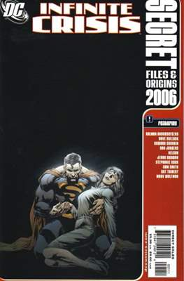 Infinite Crisis Secret Files 2006