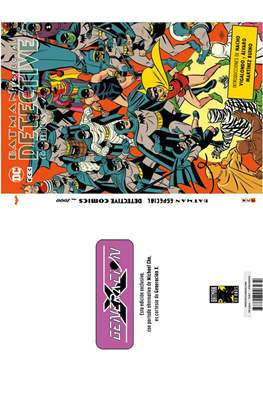 Batman: Especial Detective Comics 1000 - Portadas Alternativas (Rústica 168 pp) #1.08