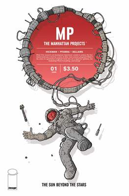The Manhattan Projects: The Sun Beyond the Stars (Comic-book) #1