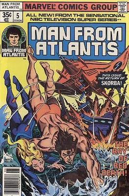 Man from Atlantis (Comic-book.) #5