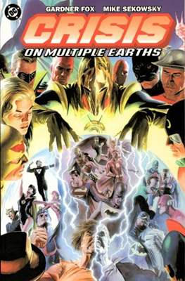 Crisis on Multiple Earths #1
