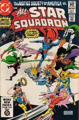 All-Star Squadron Vol 1 #4