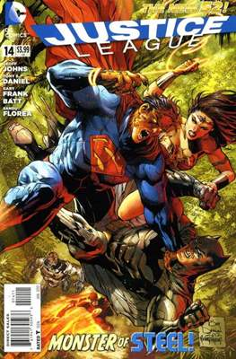 Justice League Vol. 2 (2011-2016) (Comic-Book) #14