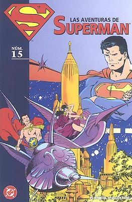 Las aventuras de Superman (2006-2007) #15