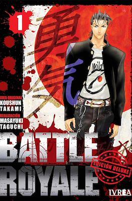 Battle Royale (Edición Deluxe) (Rústica 400 pp) #1