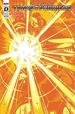Transformers '84 - Secrets and Lies (Comic Book) #4