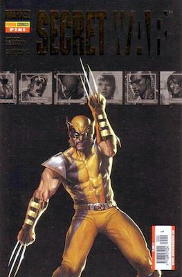 Secret War (2005-2006) (Grapa 32 pp) #2