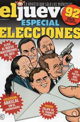 El Jueves (Revista) #2187