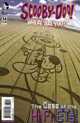 Scooby-Doo! Where Are You? (Comic Book) #34