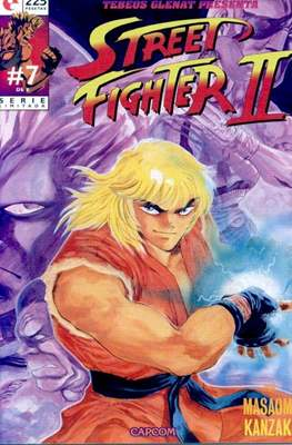 Street Fighter II (Rústica 32 pp) #7