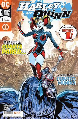 Harley Quinn. Nuevo Universo DC / Renacimiento (Rústica / Grapa) #31/1