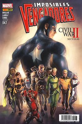 Imposibles Vengadores (2013-2018) (Grapa) #47