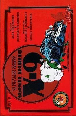 Agente secreto X-9 (Rústica 48 páginas) #5