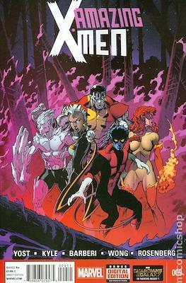 Amazing X-Men Vol. 2 (Comic Book) #9