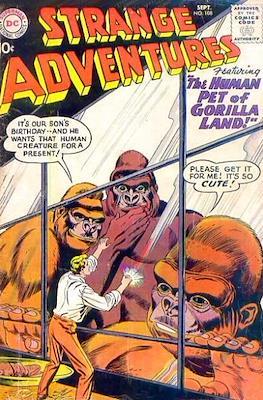 Strange Adventures (Comic Book) #108