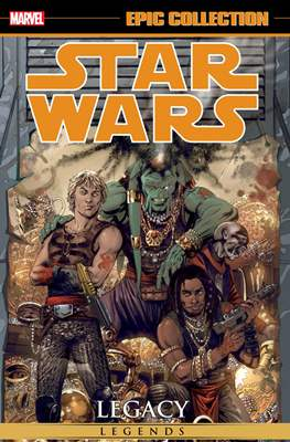 Star Wars Legends Epic Collection (Softcover) #19