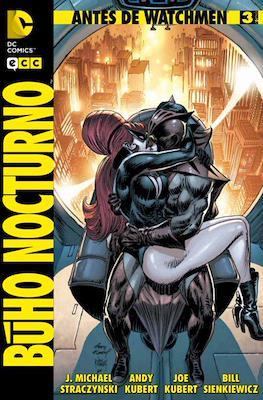 Antes de Watchmen: Búho Nocturno (Grapa 36-32 pp) #3