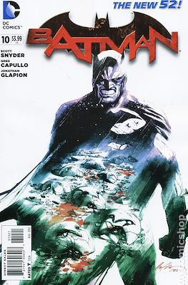 Batman Vol. 2 (2011-2016 Variant Covers) (Comic Book) #10