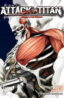 Attack on Titan (Rústica con solapas) #3