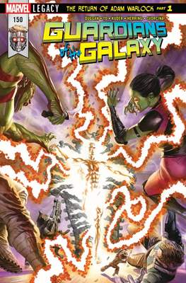 Guardians of the Galaxy (Vol. 7 2017- ) #150
