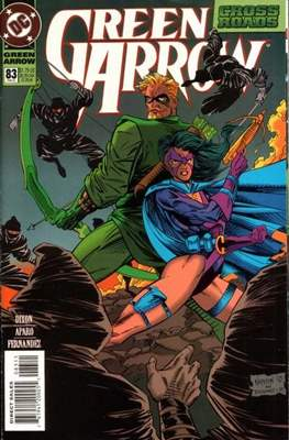 Green Arrow Vol. 2 (Comic-book.) #83