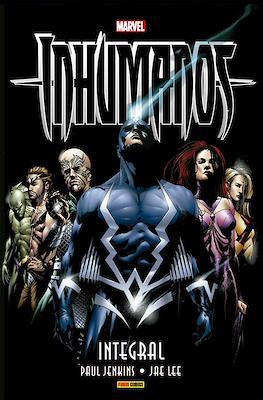 Inhumanos. Marvel Integral