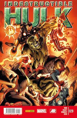 El Increíble Hulk Vol. 2 / Indestructible Hulk / El Alucinante Hulk / El Inmortal Hulk (2012-) (Comic Book) #29