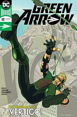 Green Arrow vol. 6 (2016-2019) (Comic-book) #48