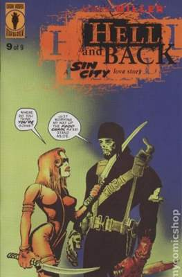 Sin City: Hell and Back (Comic Book) #9