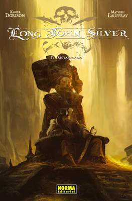 Long John Silver (Cartoné.) #4