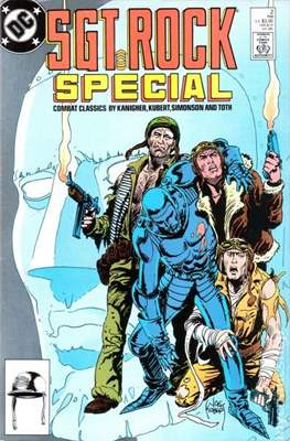 Sgt. Rock Special (1988-1992) (Comic Book) #2