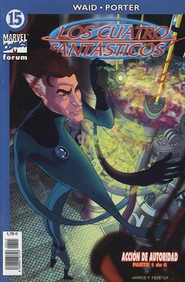 Los 4 Fantásticos Vol. 5 (2003-2004) (Grapa, 24 páginas) #15