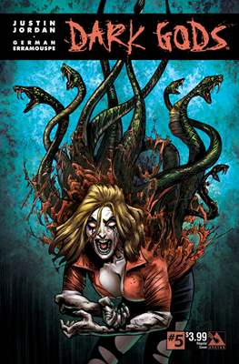 Dark Gods (Comic Book) #5