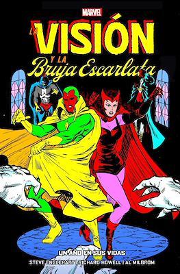 La Visión y la Bruja Escarlata: Un año en sus vidas - 100% Marvel HC