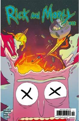 Rick and Morty #12