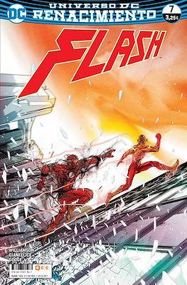 Flash. Nuevo Universo DC / Renacimiento (Rústica / Grapa.) #21 / 7