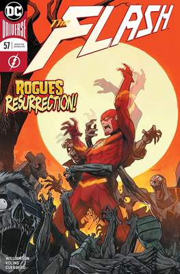 The Flash Vol. 5 (2016-2020) (Comic Book) #57